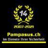 14 Jahre Pampasus Sicherheitsdienst GmbH